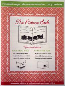 The Picture Book - Cut & Laminate Book