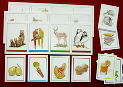 Puffins and Muffins Rhyme-a-Story