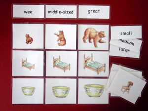 Wee, Middle-sized, Great!
