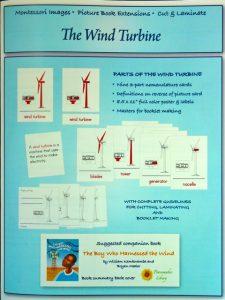 The Wind Turbine - Cut & Laminate Book