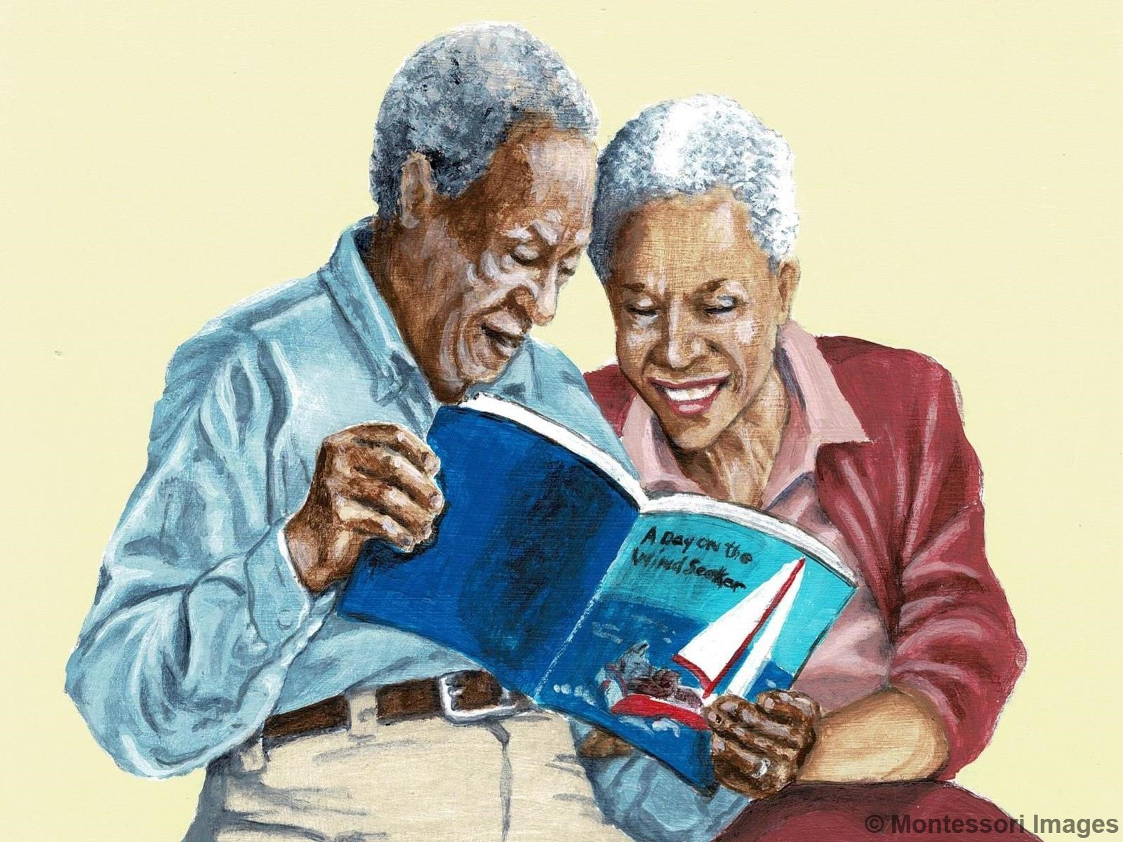 Stories for Older Adults Image
