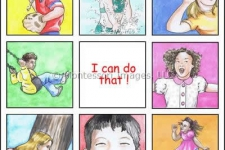 I Can Do That! Verb Game